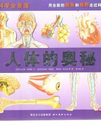 科学全景图百科大界.人体的奥秘、惊人的纪录、飞机的秘密、神秘的雨林、恐龙的世界、美丽的海洋.6册合售