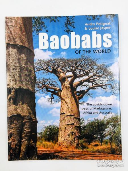 Baobabs of the World:The upside-down trees of Madagascar, Africa and Australia