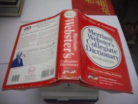 Merriam Webster`s Collegiate Dictionary