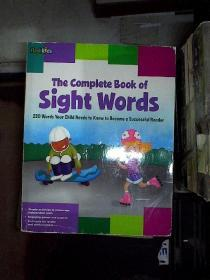 Complete Book of Sight Words 英文原版