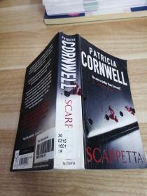 外文书《Scarpetta 》