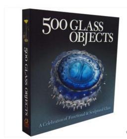 原版艺术设计Lark 500 Series 500 Glass Objects 500件玻璃制品
