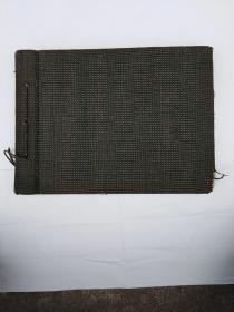 民国侵华日军老相册,收照片87张