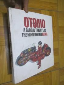 OTOMO: A Global Tribute to the Mind Behind Akira  (12开,精装)