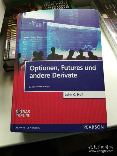 Optionen Futures und andere Derivate