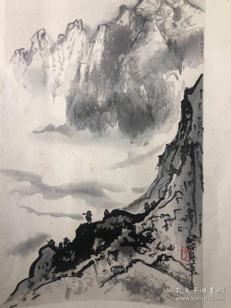 1957骞磋�e�����ㄧ��姘村�般���冲北�� ����灞辨按������ 36.5*24.8cm��濂戒���涓�����