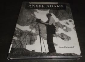 2手英文 Ansel Adams: Divine Performance 安塞尔 亚当斯 图书馆用书 scd46