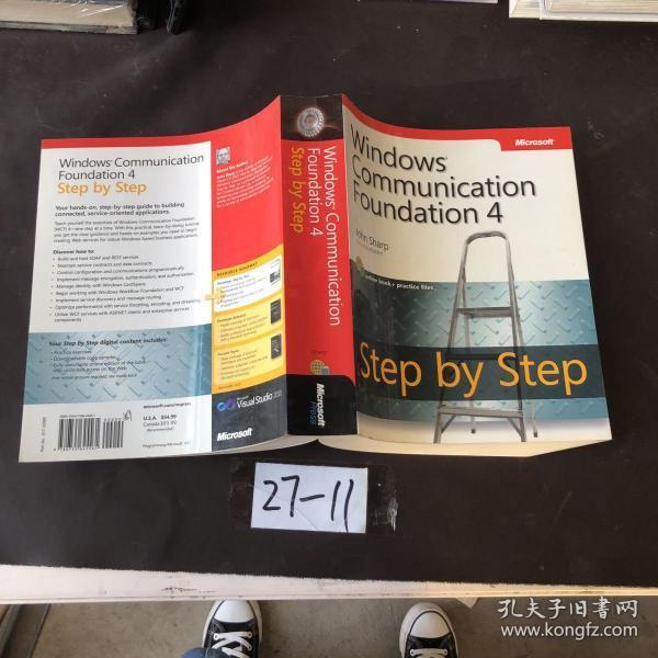 Windows Communication Foundation 4 Step by Step (Step by Step (Microsoft))