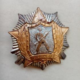 朝鲜抗美援朝纪念章一枚