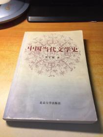 中国当代文学史