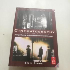 Cinematography: Theory and Practice(附光盘)