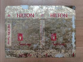 烟标:希尔顿(HILTON)