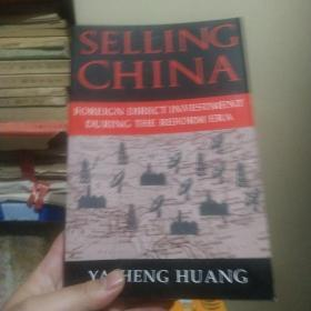 Selling China:Foreign Direct Investment during the Reform Era