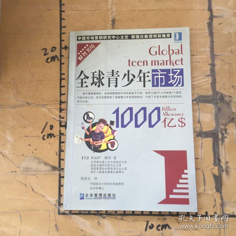 全球青少年市场