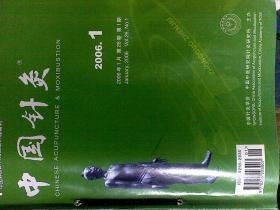 中国针灸2006年 第1--12期