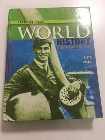 英文原版: WORLD HISTORY THE MODERN ERA
