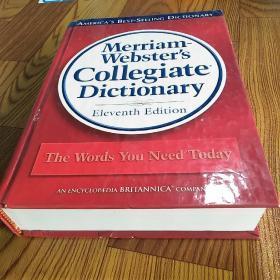 Merriam-Websters Collegiate Dictionary
