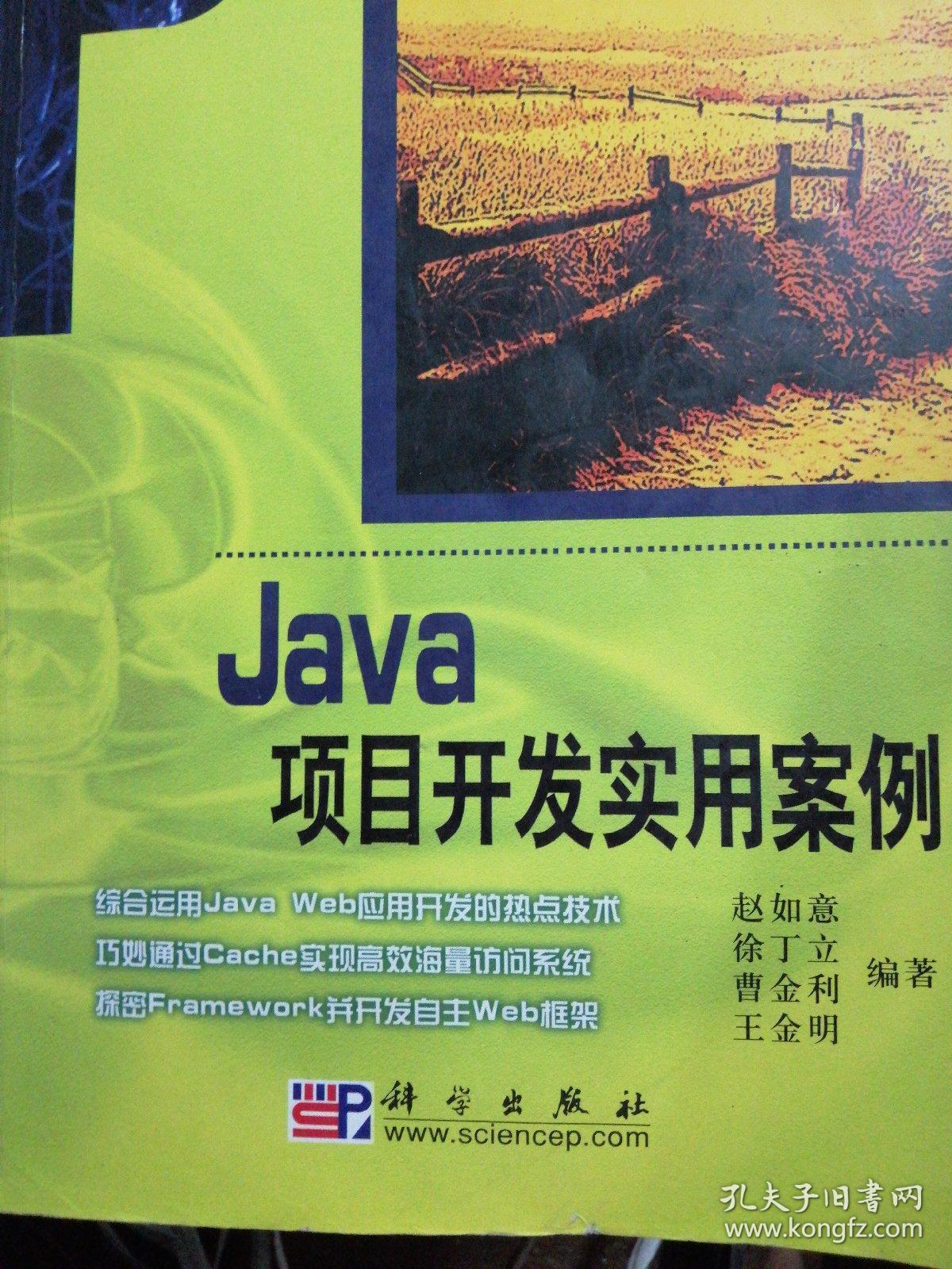 Java项目开发实用案例