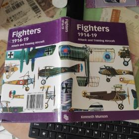 Fighters 1914-19(Attack and Training Aircraft)