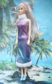 ���ц���╁�� ��姣�濞�濞�Barbie涔�褰╄�归�垮����涓诲ご�����借浆�ㄥ�濂冲� H楂�30cm