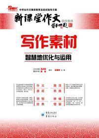 写作素材——智慧地优化与运用 王海洋  9787229020460 重庆出版社
