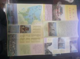 铜陵市交通游览图