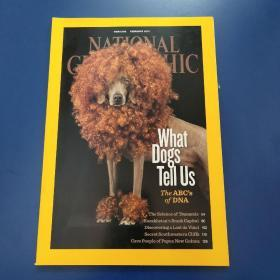 NATIONAL GEOGRAPHIC(FEBRUARY 2012)