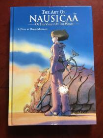 新版宫崎骏风之谷设定集the art of nausicaa of the valley of the wind