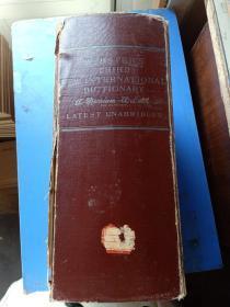 新韦氏国际英语大辞典 第三版