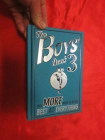 Boys Book 3: Even More Ways to be the Bes...     (大32开,硬精装)   【详见图】