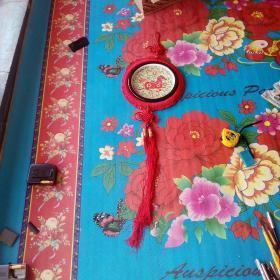 中国工艺美术大师刘伟瓷器挂件