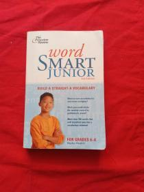 Word Smart Junior : Build a Straight-A Vocabulary 3rd Edition (英语) 32开平装
