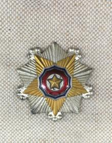 朝鲜二级国旗勋章