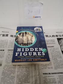隐藏人物 英文原版 Hidden Figures 英文版青少年读物