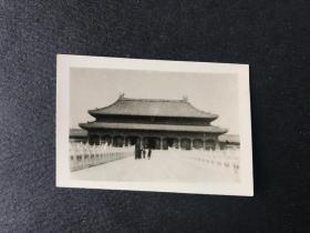 民国北京紫禁城乾清宫原版老照片