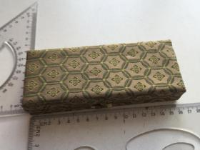 金星【钢笔】有绸面锦盒 未使用