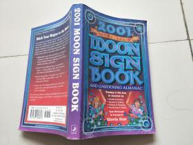 2001 MOON SIGN BOOK