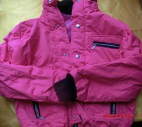 啸文时尚外套女装,淡红色M 160/84A,原价328