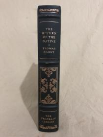 Franklin library限量本 :  The Return of the Native 《还乡》