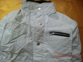 啸文时尚外套女装,白色M 160/84A,原价328