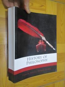 History of Philosophy (16开)