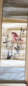 黄文 国画