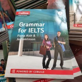 Collins Grammar for IELTS《一碟》