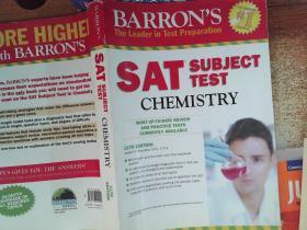 Barron's SAT Subject Test Chemistry, 11th Edition