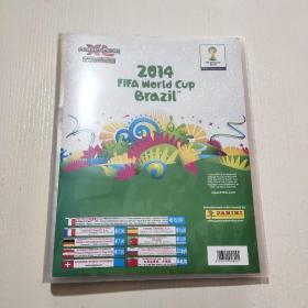2014世界杯官方球星卡收藏册(242张)见图