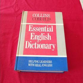 Collins Cobuild Essential English Dictionary 柯林斯精选英语词典【英文版