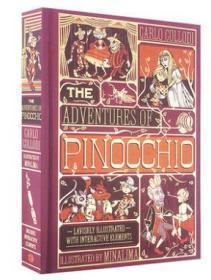 The Adventures of Pinocchio《木偶奇遇记》