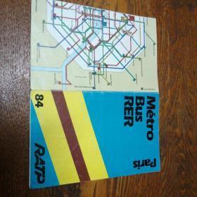 外文公交线路图  看图片