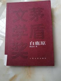 茅盾文学奖(白鹿原)