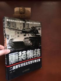 重装集结:二战德军坦克装甲车辆全集